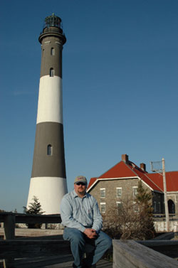 Long Island Lighthouses; Past and Present